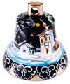 Расписные валдайские колокольчики из бронзы - лучшие подарки и сувениры на любой праздник!