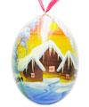 Расписные пасхальные яйца из дерева - лучшие подарки и сувениры на любой праздник!